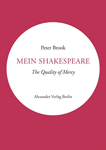 Mein Shakespeare: The Quality of Mercy (German Edition)
