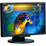 Produkt-Bild: NEC 205WXM 50,8 cm (20 Zoll) LCD-Monitor DVI (Kontrast 1000:1, 5ms Reaktionszeit) silber