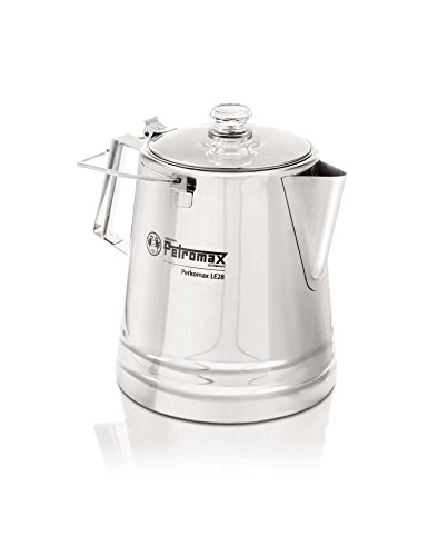 Petromax Perkolatoren aus Edelstahl (le14 - 2.1 Liter)