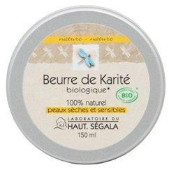 Beurre de Karité biologique 50ml - haut ségala