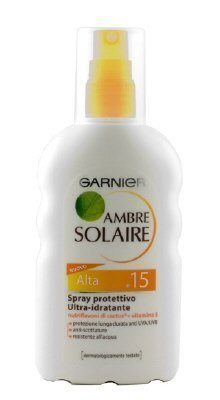 Garnier Ambre Solaire Protection Solaire 12 h IP 15 ( Version Anglaise )