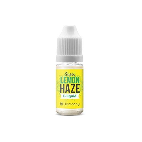 CBD 30mg Lemon Haze E-Liquid for Vape Harmony
