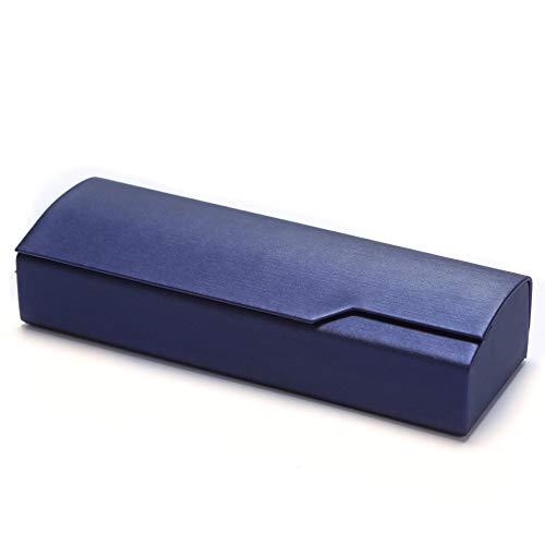 Eysee Eysee Brillenetui Hardcase für lesebrille outdoor Erwachsene und Kinder (Blau)