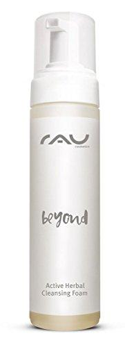 RAU beyond Active Herbal Cleansing Foam 200 ml - aus dem Besten der Natur