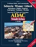 ADAC Stadtatlanten, Schwerin, Wismar, Lübeck, Ostseeküste -