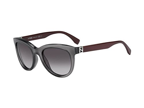 Fendi Sonnenbrille Mod.FF 0006/S EU_7QY (52 mm) grau