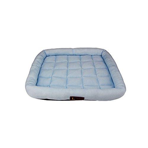 FF Haustier Katze Pad Sommer Cool Gefühl Cool Down Wärmeableitung Pet Cool Pad Kennel Cat Nest Large Und Medium Small Nistkästen (Size : A-56 * 45 * 5cm) -