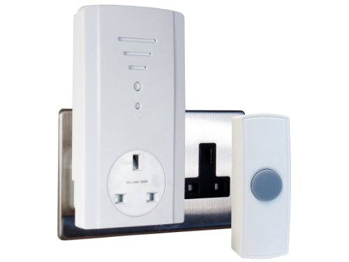 byron-b306-50m-wireless-plug-through-door-chime-kit-with-2-sounds