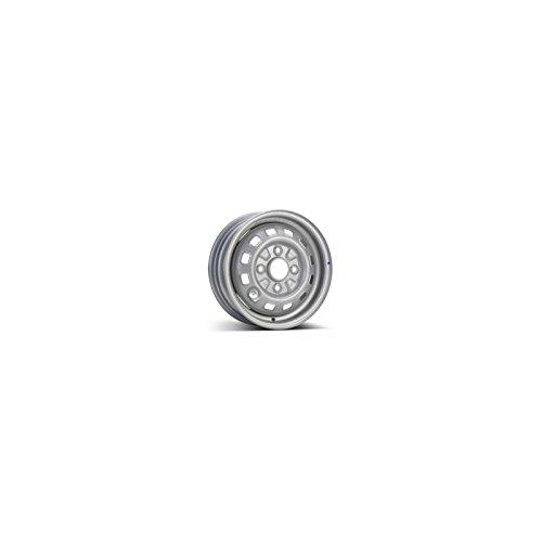 CERCHI IN FERRO ALCAR AC2910 DAEWOO Matiz 4.50Jx13 4X114,3 69,1 ET45 Colore: Silver / Grigio