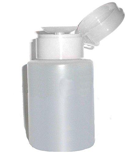 PUMP-DISPENDER f Cleanser, Lackentferner °WEISS° 140ml - Liquid Hand Cleaner