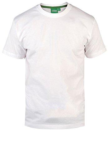 D555 Herren T-shirt Duopak Grau