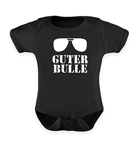 Guter Bulle Böser Bulle Partnerlook Für Vater und Sohn Freunde Lustiges Design - Baby Body