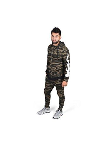 Project X Paris -  Pantaloni sportivi  - Uomo Kaki