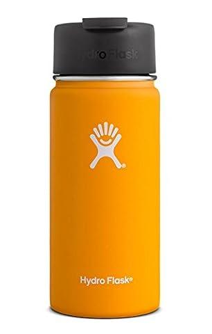 Hydro Flask 16 oz - 473ml WideMouth Flip Größe: OneSize Farbe: mango