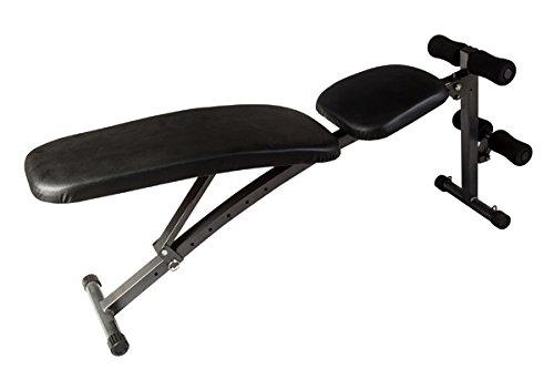 IMPORTED ASG MULTI PURPOSE ADJUSTABLE EXERCISE BENCH FLAT/INCLINE/DECLINE AB CARE FOR VARIOUS EXERCISES