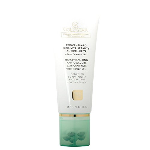 Collistar Anti-Cellulite Creme Biorevitalizing 200 ml, Preis/100 ml: 11.97 EUR