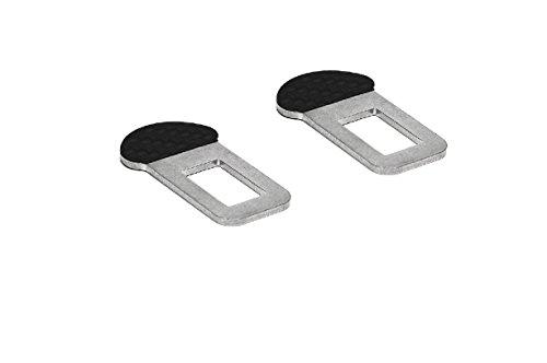 Kleine Op-leuchte (2x Anti Gurtwarner Piepton Ersatz Gurtadapter Carbon)