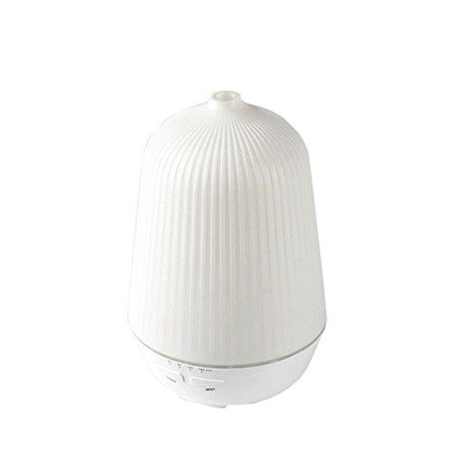 Ouneed® 100ml USB Bebe Diffuseur Aromatique Minutage Mode (Blanc)