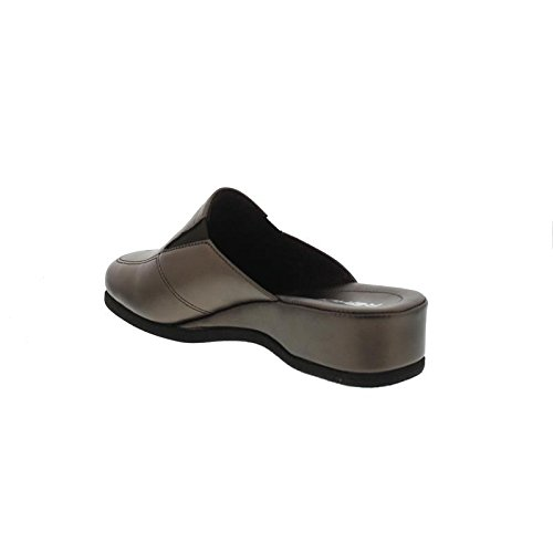 Rohde 6142-77, Chaussons femme Marron