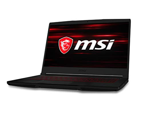 MSI GF63 8RD-254UK i7 5.6 inch IPS HDD+SSD Black