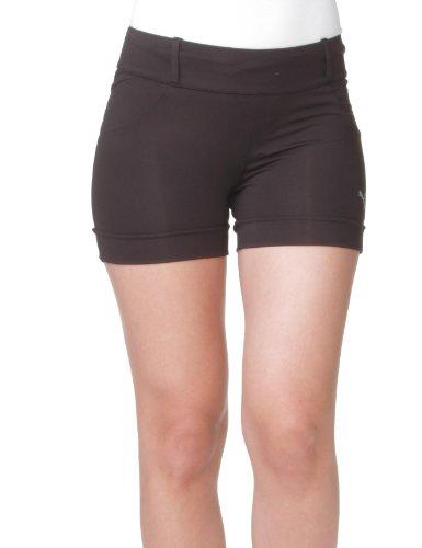 Puma W TP Body LS Shorts femme Noir