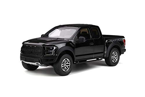 GT Spirit Ford F-150 Raptor Pick Up 2017 schwarz Modellauto 1:18 (Ford F150 Raptor)