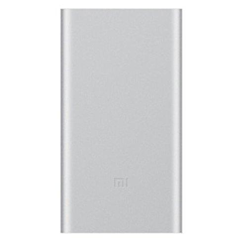 Xiaomi PowerBank 2 10000 mAh Carga rápida, Plateado