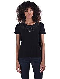 c027879b28c Kaporal - Tee-Shirt clouté 100% Coton - Taj - Femme
