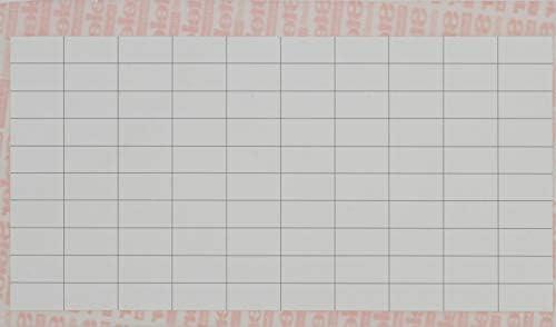 STEIER 5902510 - Etichette adesive grandi, per per per etichettatura, resistenti agli agenti atmosferici e rimovibili, 100 fogli, 10 x 25 mm, 80 etichette fogli Coloreee  bianco senza telaio.   una grande varietà    Le vendite online    attività di esportazione eee2e5