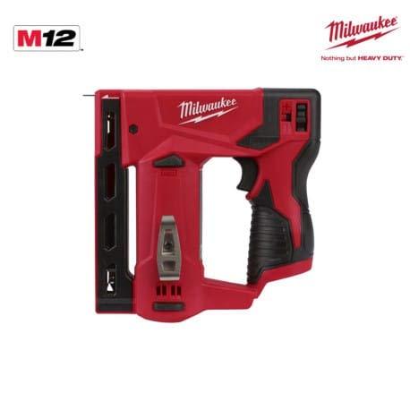 Milwaukee Agrafeuse compacte sans Fil 12 V M12BST-0