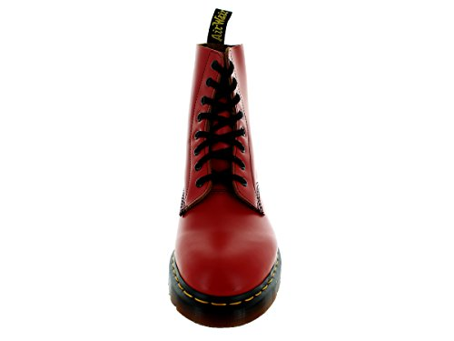 Dr.Martens Pascal Red Womens Trainers Rouge