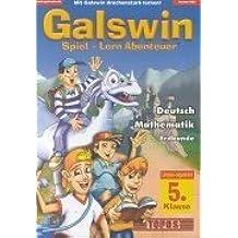 Galswin 2001 5. Klasse Deutsch, Mathematik, Erdkunde, 1 CD-ROM in Kst.-Box [import allemand]