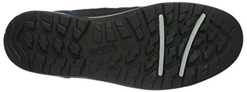 ECCO - Ecco Yura, Scarpe sportive outdoor Uomo Blu (BLACK/POSEIDON59626)