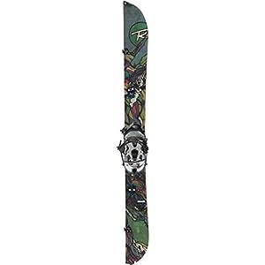 Rossignol Herren Splitboard Set XV Magtek Split 167 + Plum Locks 2017 Splitboard Set
