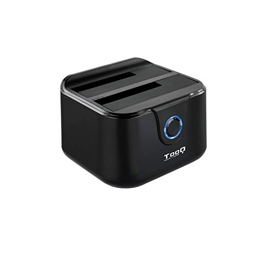 TooQ TQDS-802B - Base conexion Docking Station