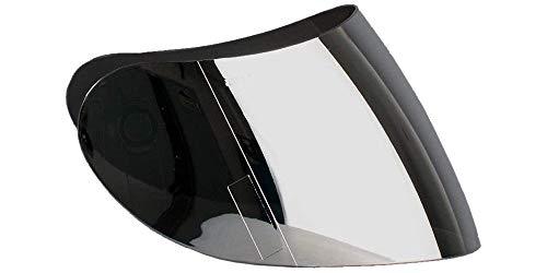 Spiegel-Visier AGV K3 K4 EVO Street 8 Silbern K-3 K-4