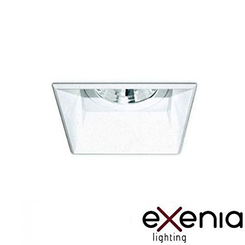 Trim-einbauleuchte (EXenia Square Trim LED11126W Einbauleuchte weiß quqadrato 109825442)