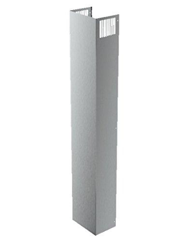 Bosch DWZ0AX5L0 Dunstabzugshaube/33 cm/Kanal Verlängerung mit Umluftschlitzen 1500 mm
