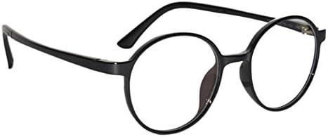 Peter Jones Stylish Round Medium Unisex Optical Frame (6121B)