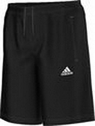 adidas Jungen Shorts Woven Y schwarz / weiß