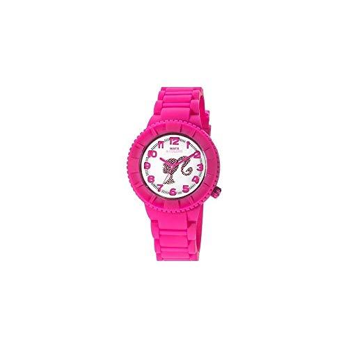 Watx Reloj Análogo clásico para Mujer de Cuarzo con Correa en Caucho RWA1151