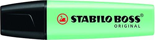 STABILO Textmarker BOSS ORIGINAL Pastel, pastellgrün