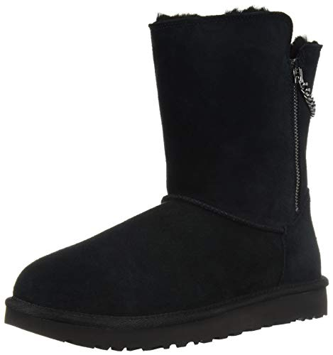 UGG Classic Short, Boot per Donna 40 Nero