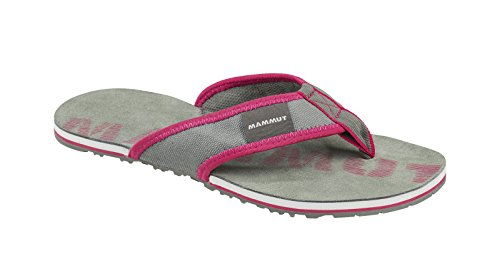 Mammut Sloper Flip Flop (Backpacking/Hiking Footwear (Low)) grey-magenta