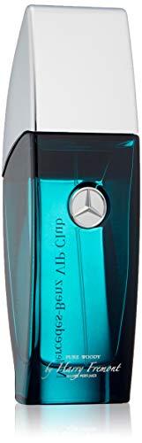 Mercedes-Benz VIP Club Eau de Toilette Pure Woody Natural Spray, 100 ml -