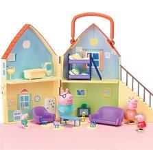 La casa de Peppa pig por Boti