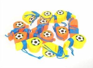 Pfeife Kinder Fußball Fan Party (Fußball Pfeifen)