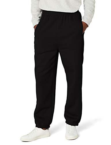 Bein Traditionellen Fit-jeans (Urban Classics TB014B Herren Sweatpants, Schwarz (Black 00007), Gr. XL)