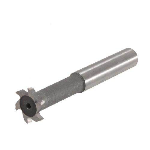 12mm Schaft 20mm Dia 6Flute hss-al T Slot Schaftfräser Fräser