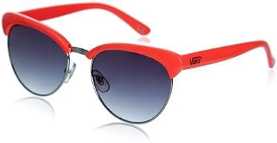 Gafas De Sol Vans - Semirimless Naranja Neón